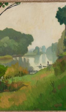 La Marne à la Varenne St Hilaire