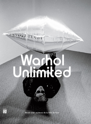 couverture de l'exposition Warhol unlimited