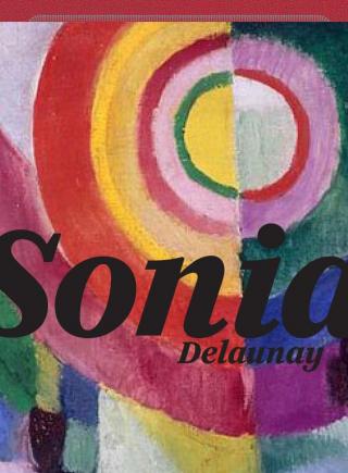 Catalogue Sonia Delaunay