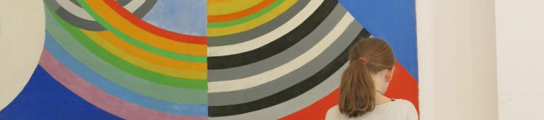 La magie des couleurs : compositon de maîtres