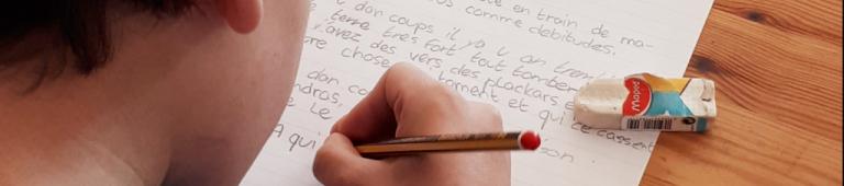Écrire au musée - Atelier d'écriture en ligne pour les adolescents