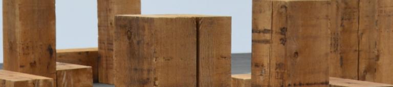 Visites conférences dans l'exposition Carl Andre Sculpture as place, 1958 - 2010