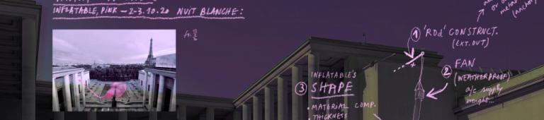 Conférence Ian Kiaer | Nuit Blanche