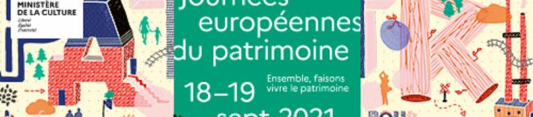 Journées Européennes du Patrimoine sur La Colline | PROGRAMME