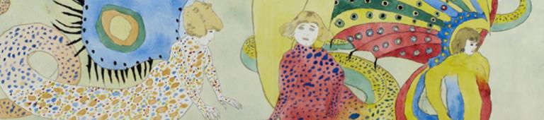 Nuit européenne des Musées 2021 | OUTSIDER, inspired by Henry Darger | Philippe Cohen Solal & Phormazero | Denis Lavant