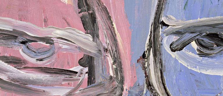 Donation d'œuvres de Georg Baselitz