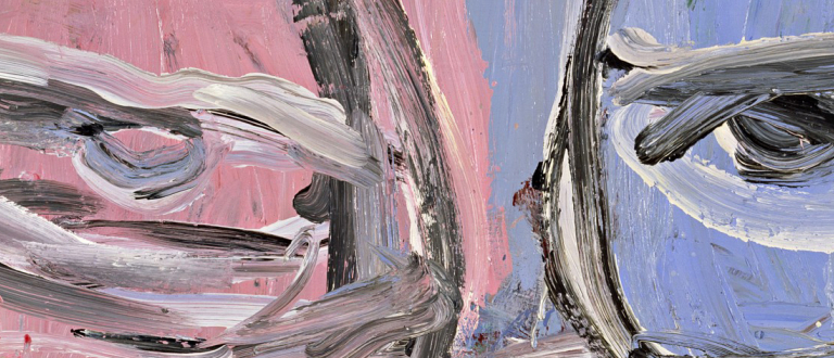 Donation of works by Georg Baselitz
