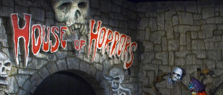 The House of Horrors (Le Train Fantôme)