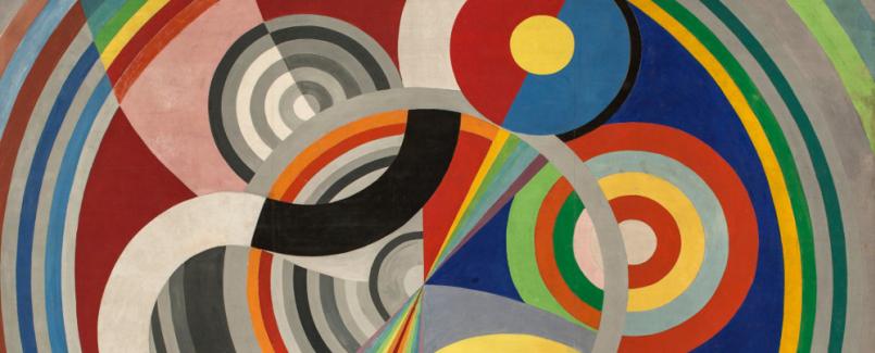 Rythme n°1, Robert Delaunay