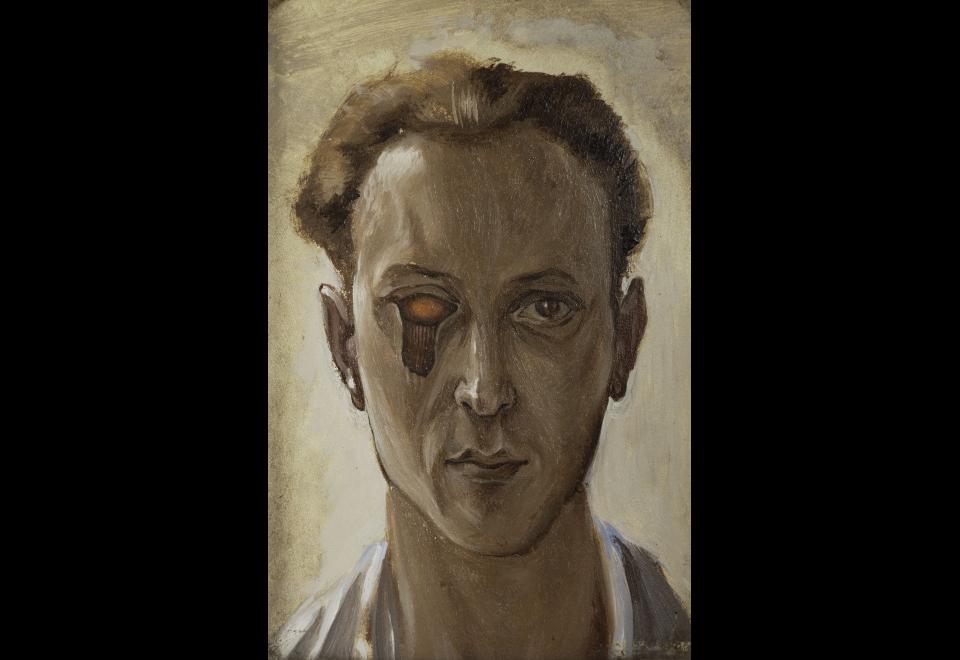 Victor Brauner, Autoportrait, 1931