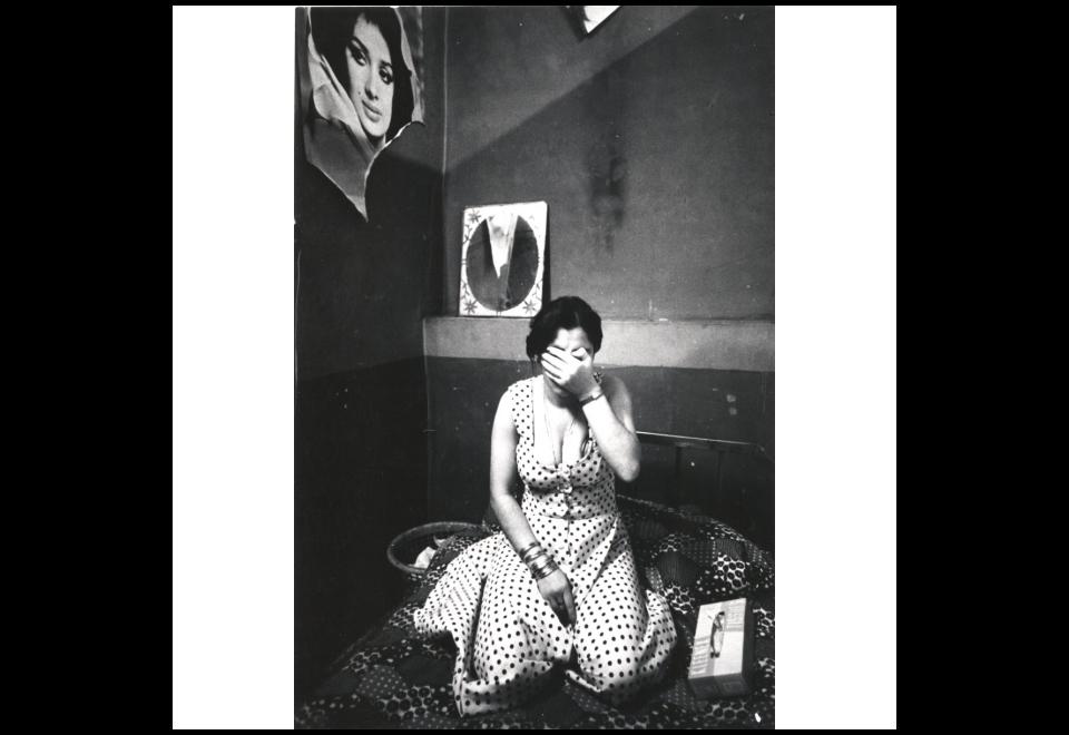 Kaveh Golestan (1950-2003) Sans titre (série des Prostituées), 1975-1977
