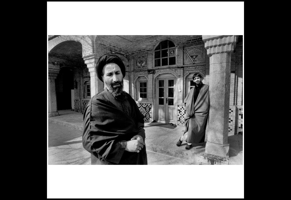 Behzad Jaez (né en 1975)