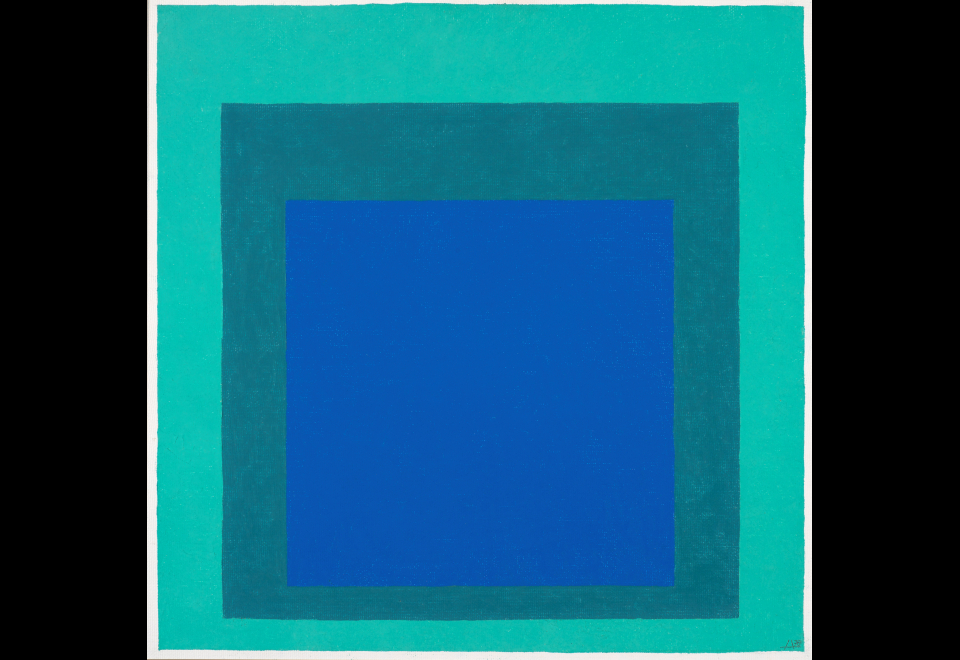 Homage to the Square, 1976