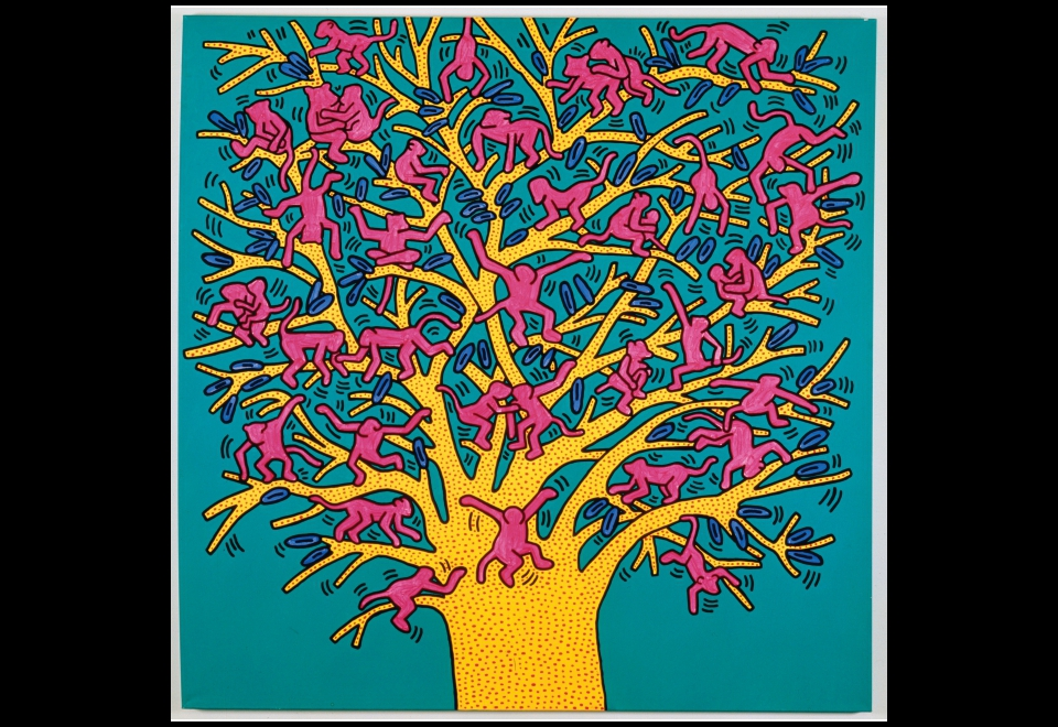 The Tree of Monkeys, 1984