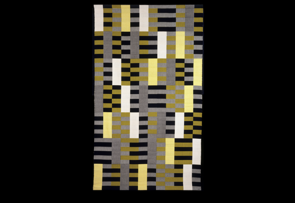 Black White Yellow, 1926 / 1967