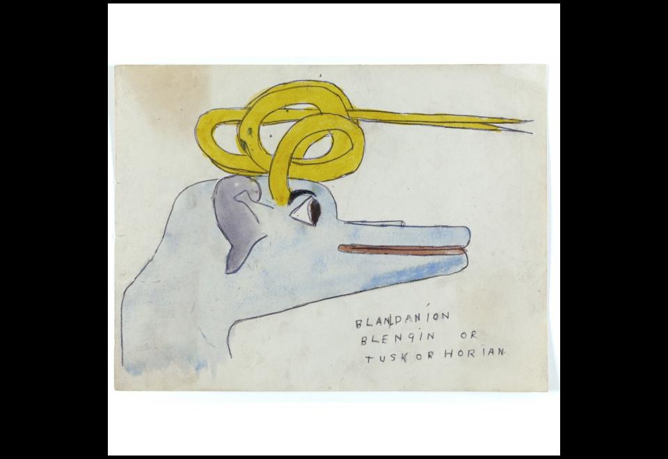 Blandanion Blengin or Tuskorhorian, 1910-1970