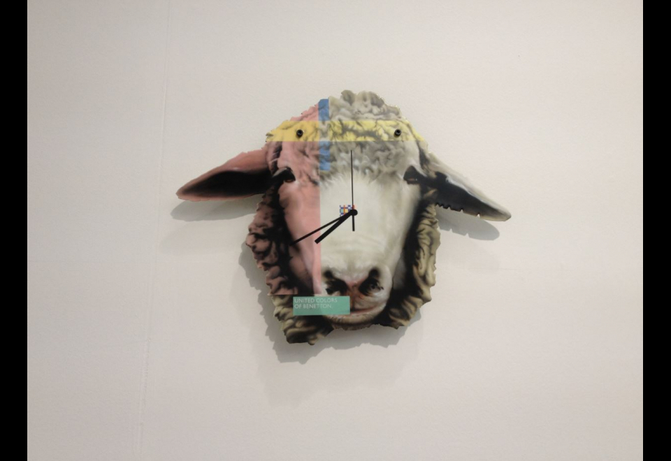 Helen Marten, Ludic Organs, 2011