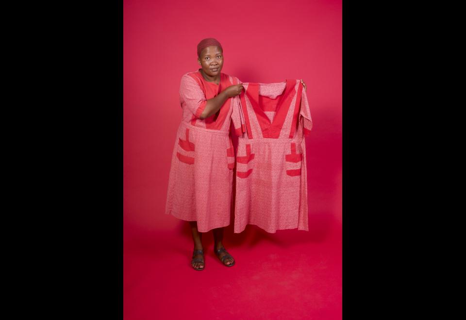Senzeni Marasela, Waiting for Gebane, 2013-2019