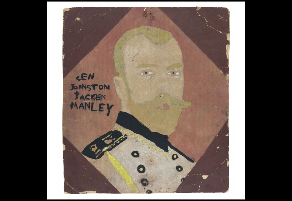 General Johnson Jacken Manley