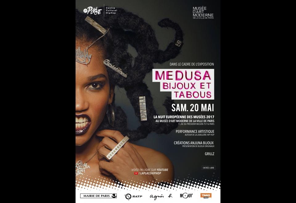 Carte Blanche à La Place - NDM 2017