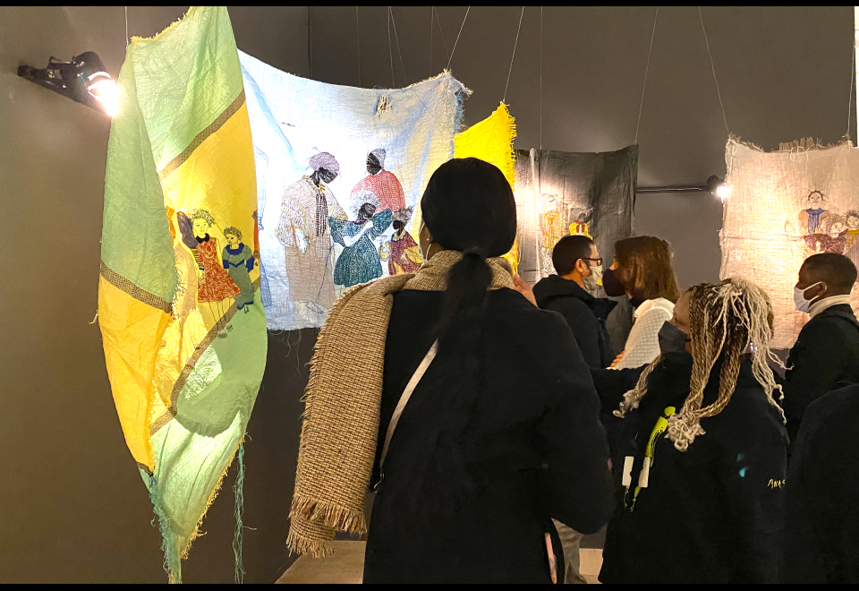 Les Passeuses de cultures | REGARDS • et si nous parlions d'art ? | The Power of My Hands