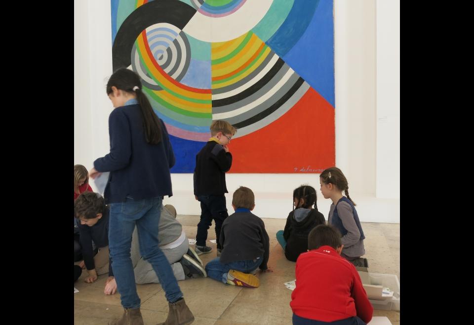 La Danse et les Rythmes : Matisse et Delaunay