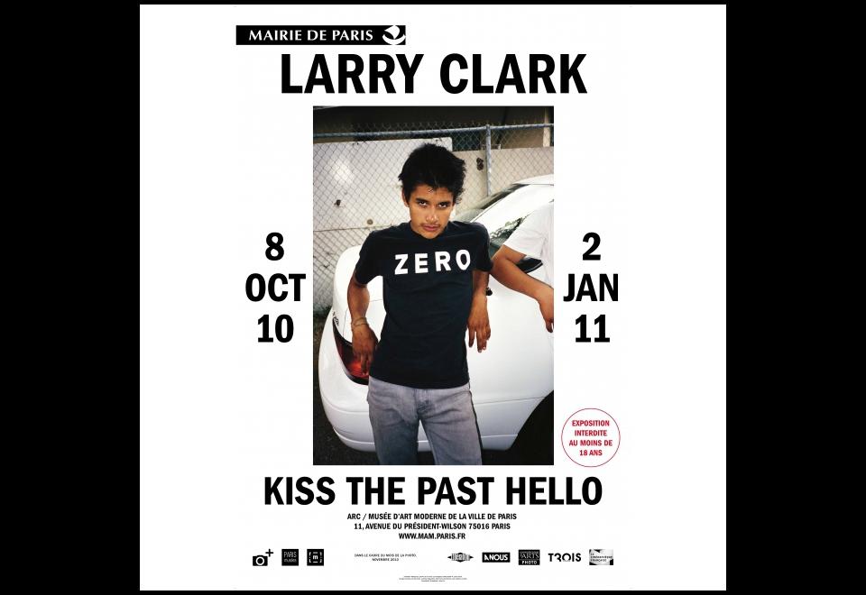 Exposition Larry Clark