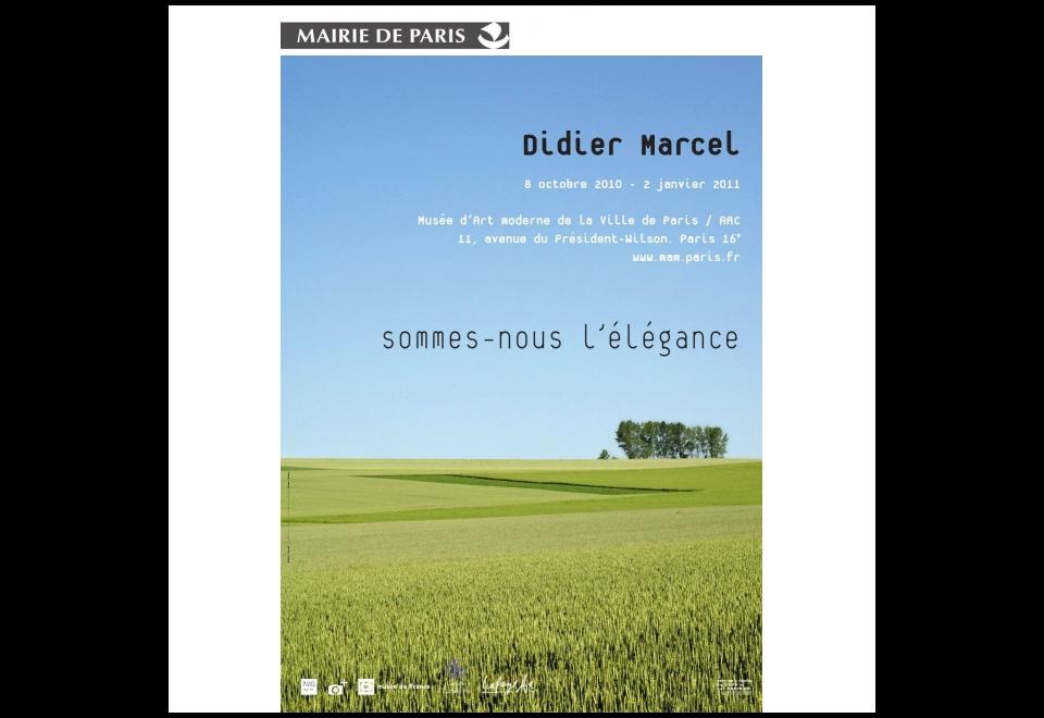 Exposition Didier Marcel