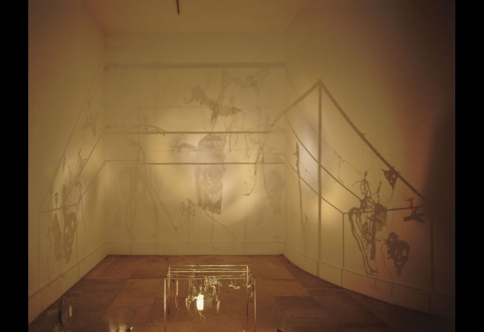 Théâtre d'ombres 1984-1997