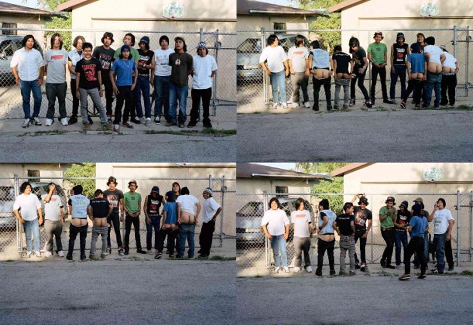 Carlos, Sergio, Porky, Jonathan, Churro, Eddie, Kico, Ricardo, Spermball (Milton), PJ, Armando, 2004