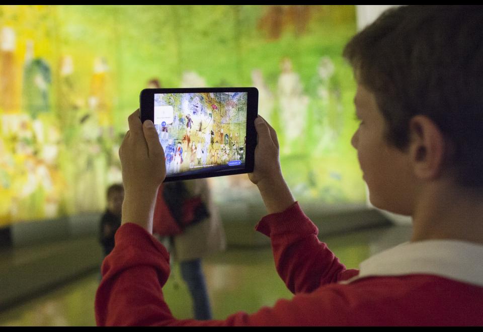 Le nouveau dispositif numérique pour (re)découvrir la Fée électricité de Raoul Dufy