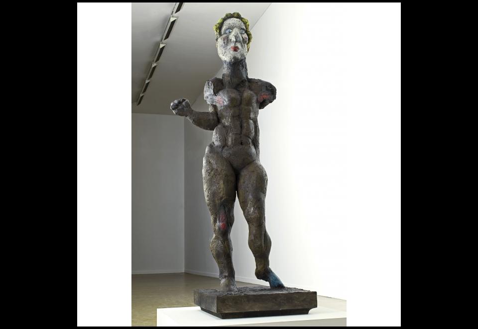 Markus Lüpertz, Mozart, 2005