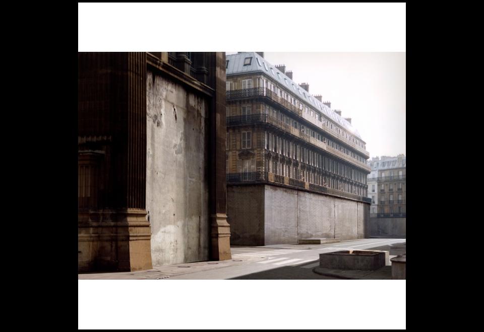 Nicolas Moulin, VIDERPARIS, 1998-2001