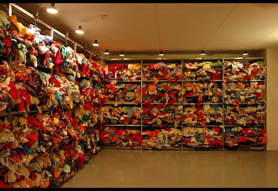 Réserve du Musée des Enfants I, 1989