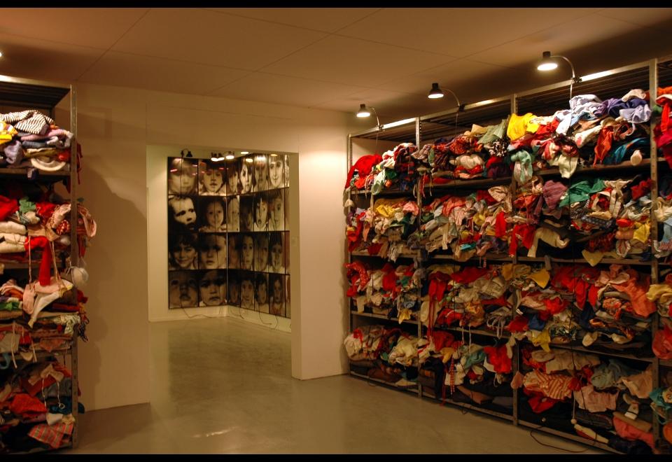 Réserve du Musée des Enfants I et II, 1989