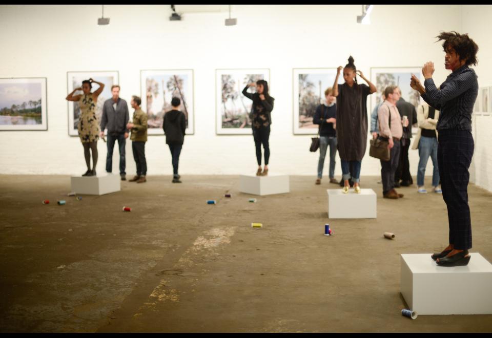 If I loved you | Performance de Wura-Natasha Ogunji