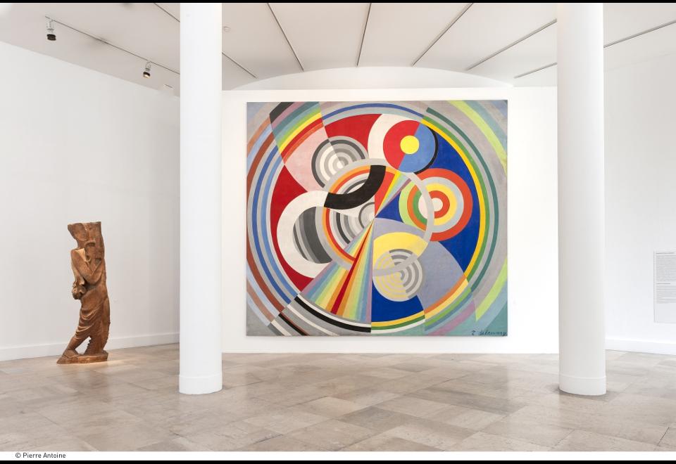 Rythme n°1 , Robert Delaunay