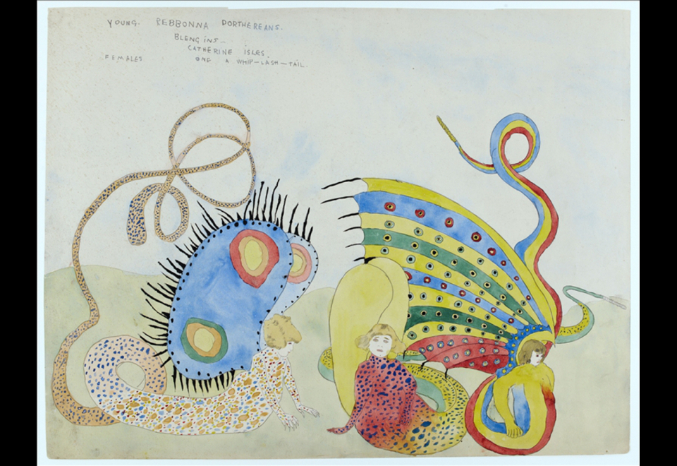 OUTSIDER, inspired by Henry Darger | Philippe Cohen Solal & Phormazero | Denis Lavant